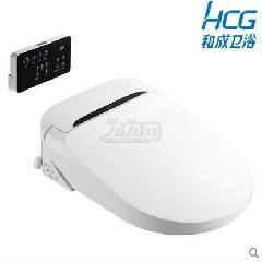 HCG和成卫浴 智能盖板 即热式 遥控带烘干除臭 AF659BH