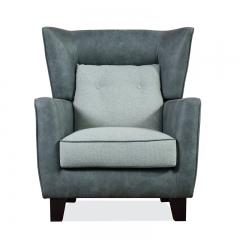 斐亨外贸家具折扣 布艺沙发 进口实木 随心搭配 KY2129