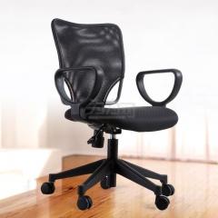 欣瑞源 可升降旋轉 電腦辦公椅 經典電腦椅 雙色可選 坐墊黑 2634辦公椅
