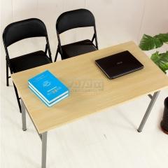 欣瑞源 钢架折叠 台式电脑桌 培训桌 办公桌 2739 长120cm 宽60cm