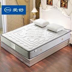 爱舒 床垫 席梦思 加硬护脊 弹簧床垫 3D椰棕床垫 【舒展01型】