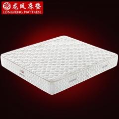 龙凤床垫 3E椰棕硬床垫 正反二用 富豪家族系列 乐轩 1800*2000mm