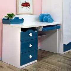全友 书房 儿童房 青少年书桌 书桌架 6703A