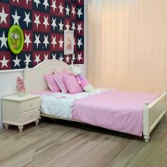 全友 青少年 卧房 6501 1.5*2米床
