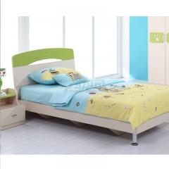 全友 青少年 6325-1床+床头柜+6#床垫