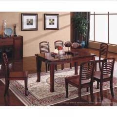 全友 餐厅 餐台椅(1桌4椅) 85502