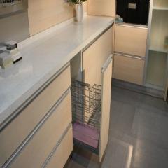 歐曼櫥柜 愛格板系列上柜+下柜 (不含臺面) 田園風