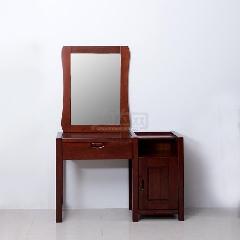 瑞丰怡嘉807-1 奥克榄 非洲红胡桃木 梳妆台