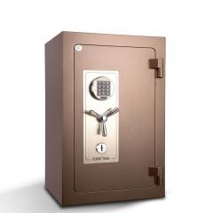 全能保险柜B7348 银行金库级别 防火防盗 国家3C认证家用保险箱