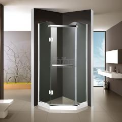 鼎豪淋浴房 鉆石型開門 K-A611 平方米