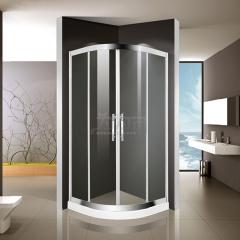 鼎豪淋浴房 圓弧兩固兩移 T-A18 平方米