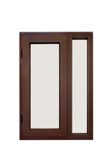 永壮铝业 铝包木 重型移门 定制门