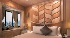 蒂思 客厅卧室 背景墙 软包 A-047 如图 1平方米