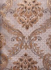 蒂思 客厅卧室 简欧风格 高精密 窗帘 B2-56 灰色 高2.8米 宽1米