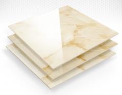 新中源 全抛釉客厅瓷砖地砖釉面砖墙面砖 新琥珀玉80008 800*800