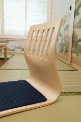 顺展和风-曲木椅