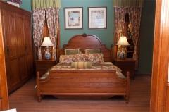 邑美 格林小鎮 白橡木+橡膠木 床 GL-1103