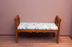邑美 格林小镇 白橡木+橡胶木 床榻 GL-111015