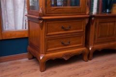 邑美 格林小镇 白橡木+橡胶木 厅柜下部 GL-1516