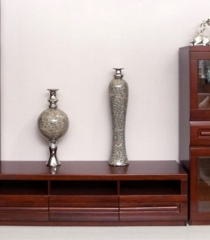 瑞丰怡嘉810-2 奥克榄 非洲红胡桃木 厅柜 电视柜