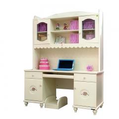 全友家私 青少年儿童书房 田园星梦系列 书桌架 6501