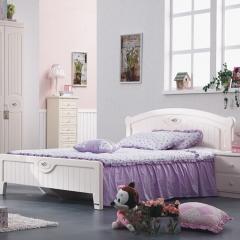 全友 青少年 卧房 6505 1.2*2米床