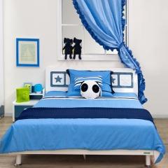 全友 青少年 卧房 6703A-1 1.5*2米床