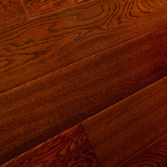 汇丽地板 实木复合地板 新印尼林系列 天然木皮 F16