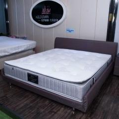 克罗德曼 布艺/弹簧/乳胶 床垫 FA-809
