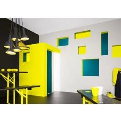 德国艾仕壁纸 简约现代纯色墙纸 客厅背景墙纸满铺 多色可选8056