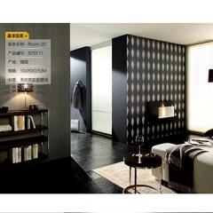 德国艾仕壁纸 新古典简约风 客厅卧室电视背景墙纸 影视墙8707