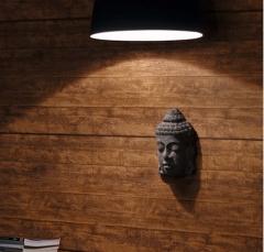 德国艾仕壁纸 原生态橡木纹 客厅餐厅书房背景墙纸7088现代简约风
