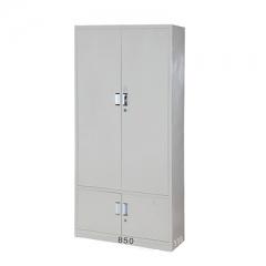 广泰办公 桔纹烤漆下档凭证柜 置物柜 文件柜 档案柜