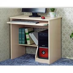 广泰办公 简洁实用家用电脑桌 书桌书架组合式电脑桌 书桌