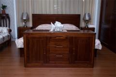 凯纳豪迪 柚木+香樟木 低柜 2008-A