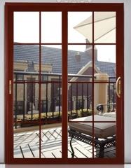 巴比斯铝合金门推拉门阳台门移门
