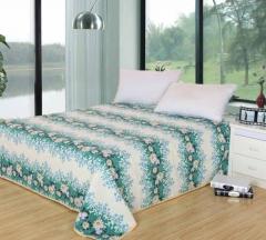 瀚庭 时尚与传统 老粗布床单 绿野之踪