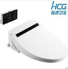 HCG和成卫浴智能马桶盖冲洗器洁身器遥控即热卫洗丽马桶盖板649