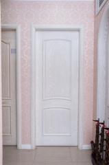 昆榕木门 美式风格 开放漆 实木复合门 kr-626