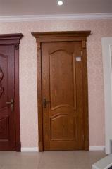 昆榕木门 美式 开放漆 实木复合门 kr-715
