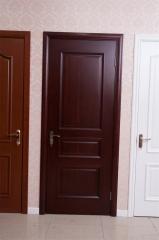昆榕木门 三框清水漆 实木复合门 kr-621