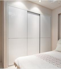 宜科全屋定制家具 卧室定制 隐框歌婷衣柜移门 定制每平方