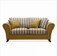 斐亨外贸家具折扣 布艺沙发 进口实木 随心搭配 KS2120两人位
