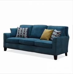 斐亨外贸家具折扣 布艺沙发 进口实木 随心搭配 ks2166三人位