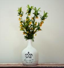 斐亨 陶瓷花瓶 做旧效果