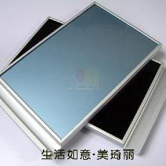 美琦丽橱柜-晶钢板门板 颜色可任选(居家耐用,持久如新)